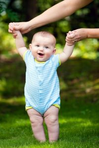 Milestones of Baby Development